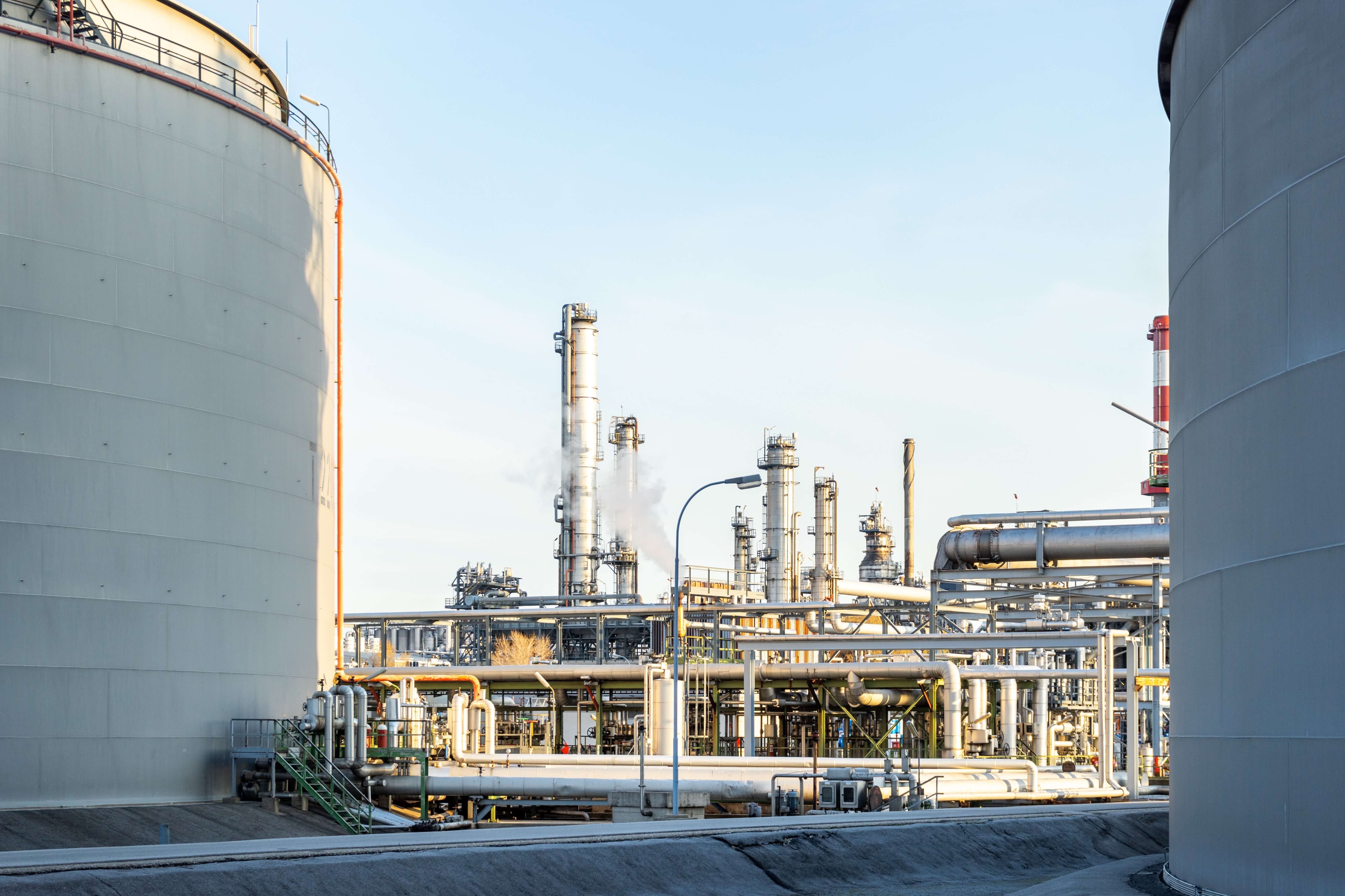 SCADA in industry plant